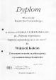 Dyplomy i wyróżniena