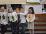Pasowanie na ucznia zerówek