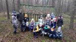 Spacer w lesie ścieżką edukacyjną_2