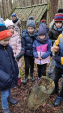 Spacer w lesie ścieżką edukacyjną_4
