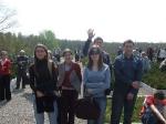 63 rocznica wyzwolenia obozu hitlerowskiego w Potulicach