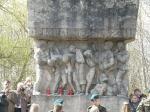 Rocznica wyzwolenia byłego obozu hitlerowskiego w Potulicach