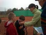 26 października Turniej Tenisowy