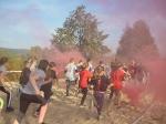Bieg z przeszkodami w Myślęcinku