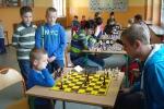 II turniej szachowy Nakło