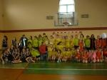 Mistrzostwa Powiatu w mini koszykówce dziewcząt