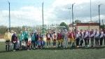 Piłka nożna dziewcząt awans do półfinału - foto