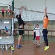 Szkolny Turniej Piłki Siatkowej klas I gimnazjum_2