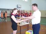 Turniej o Puchar Dyrektora Zespołu Szkół im. Jana Pawła II w Łochowie