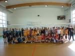Turniej Piłki Siatkowej dziewcząt III.2012