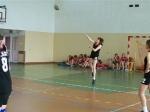 Turniej Piłki Siatkowej Dziewcząt Puchar Dyrektora Zespołu Szkół im Jana Pawła II w Łochowie