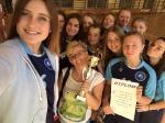 Turniej Piłki Siatkowej o Puchar Dyrektora Zespołu Szkół w Sicienku