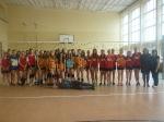 Turniej Piłki Siatkowej w Łabiszynie