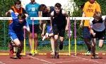 Zawody lekkoatletyczne w Białych Błotach foto