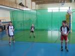 Zawody piłki siatkowej w Kamieniu Krajeńskim