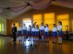 Kolędowe show  w naszej szkole foto
