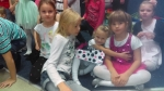 Andrzejki w klasie 2a i 2e  foto