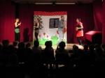 Spotkanie z grupą teatralną Arletaetr w WOK
