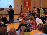 Wolontariusze EuroWeek w naszej szkole _1