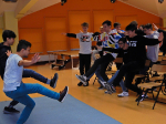 Wolontariusze EuroWeek w naszej szkole _2