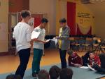 Wolontariusze EuroWeek w naszej szkole _6