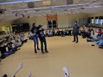 Wolontariusze EuroWeek w naszej szkole _8