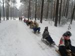 Zimowe zakończenie semestru