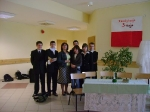 Spotkanie z przedstawicielami NATO