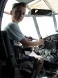 może zostanę pilotem?