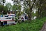 Rejs statkiem po kanałach